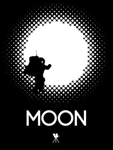 Moon 2 Reproduction d'art