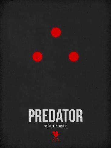 Predator Reproduction d'art