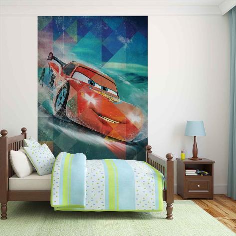Disney Cars - Lightning McQueen Papier peint