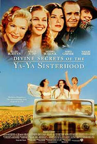 Divine Secrets Of The Ya Ya Sisterhood Affiche double face