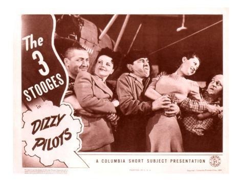 Dizzy Pilots, 1943 Photographie