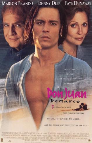 Don Juan DeMarco Affiche originale