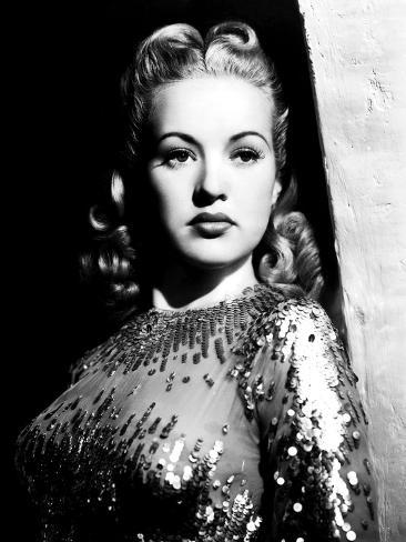 Down Argentine Way, Betty Grable, 1940 Photographie