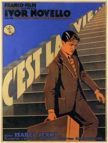 Downhill Affiche originale