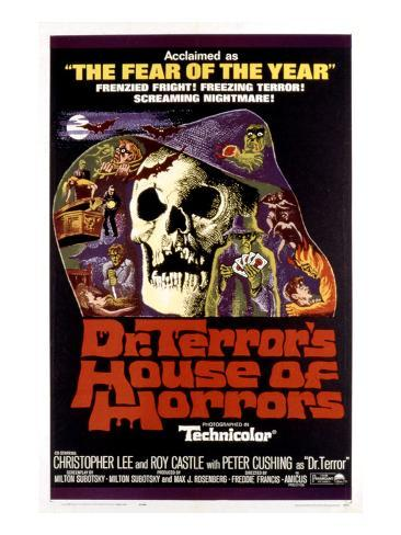 Dr. Terror's House of Horrors, 1965 Photographie