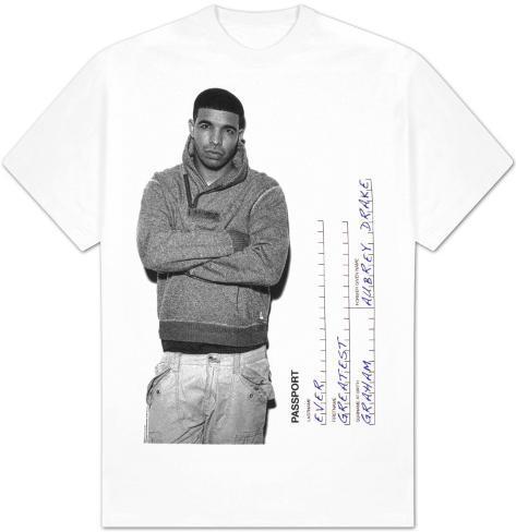 Drake - Passport T-shirt