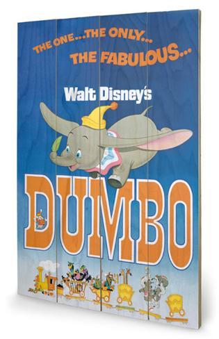 Dumbo - The Fabulous Panneau en bois
