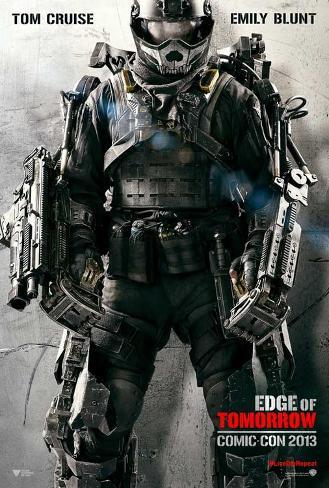 Edge of Tomorrow Affiche originale