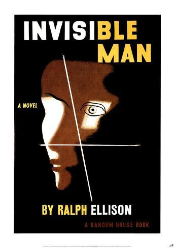 Invisible Man by Ralph Ellison Poster