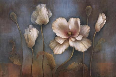 Poppy Melody Reproduction d'art