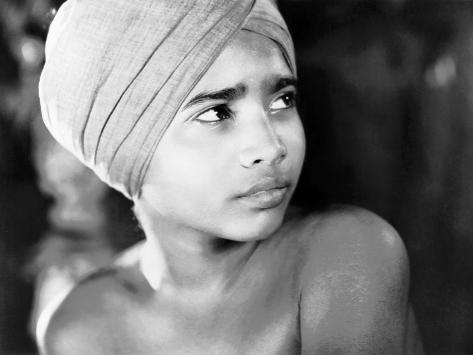 Elephant Boy, Sabu, 1937 Photographie