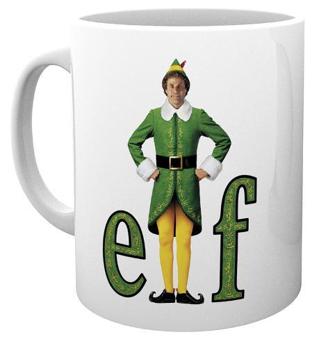 Elf - Logo Christmas Mug Mug