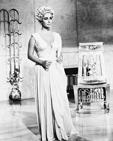 Elizabeth Taylor - Cleopatra Photographie