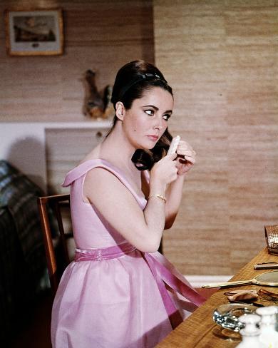 Elizabeth Taylor, The V.I.P.s (1963) Photographie