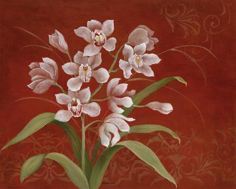 Say it with Orchids I Reproduction d'art