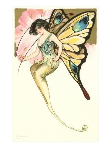 Vole Navane Vole papillon  Femme-papillon-art-nouveau_a-G-5059162-9664571