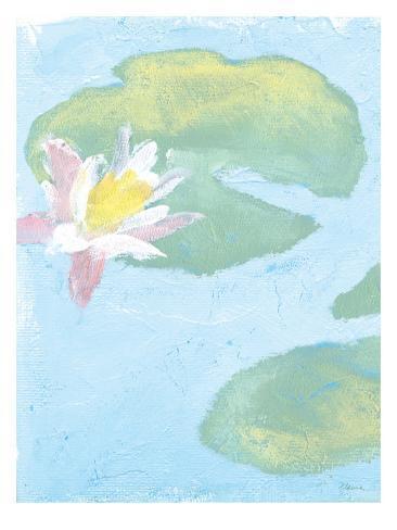 Lily Pads Reproduction procédé giclée
