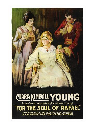 For the Soul of Rafael Reproduction d'art