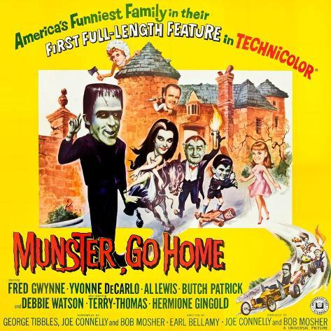 Frankenstein et les faux-monnayeurs Reproduction d'art