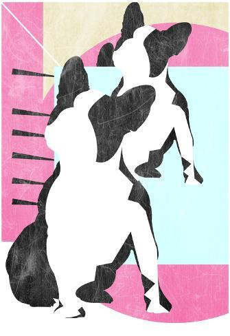 French Bulldog Pop 2 Poster