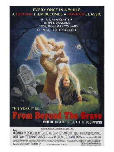 From Beyond the Grave, 1973 Photographie