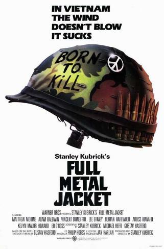 Full Metal Jacket Affiche originale