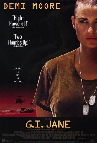 G.I.Jane Poster
