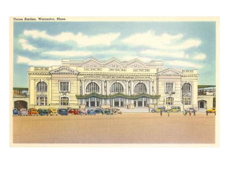 Gare Union Station, Worcester, Massachusetts Autre