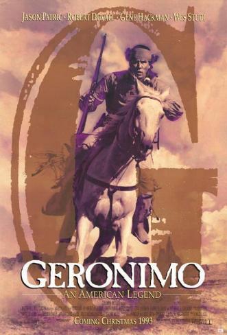 Geronimo: An American Legend Affiche originale