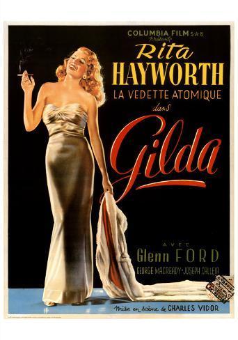 Gilda Reproduction d'art