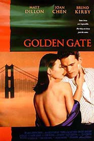 Golden Gate Affiche originale