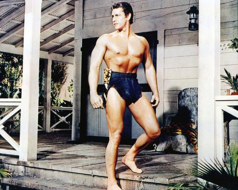 Gordon Scott, Tarzan the Magnificent (1960) Photographie