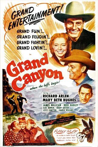Grand Canyon Reproduction d'art