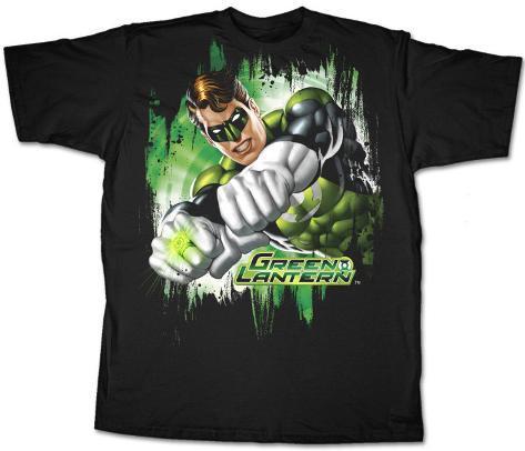 Green Lantern - Lantern Ring T-shirt