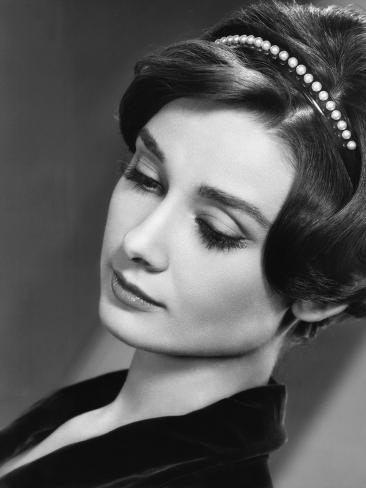 Green Mansions, Audrey Hepburn, 1959 Photographie