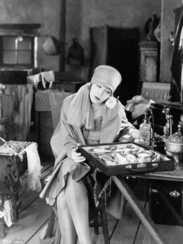 Greta Garbo : La tentatrice, 1926 Reproduction photographique