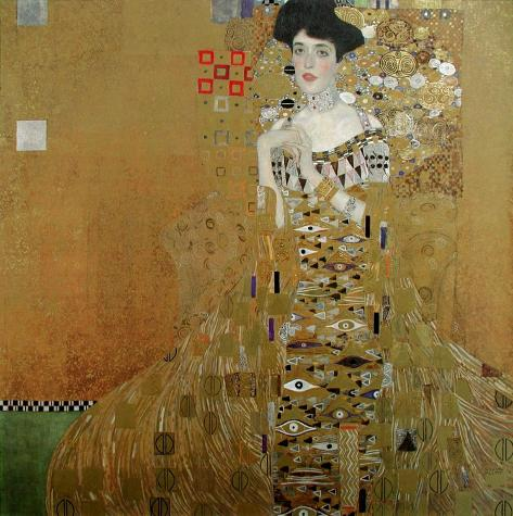 Adele Bloch-Bauer I Reproduction d'art