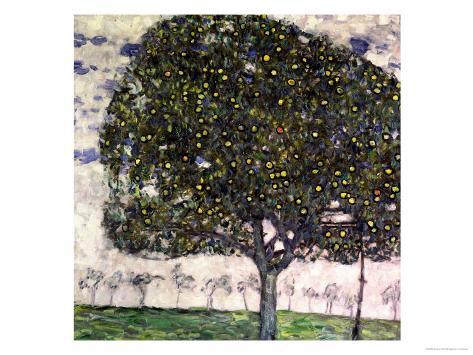 The Apple Tree, 1916 Reproduction procédé giclée