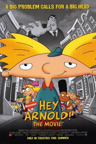 Hé Arnold ! Le film Affiche originale