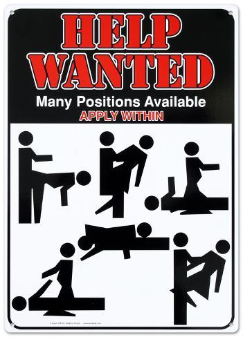 Wanted sex position