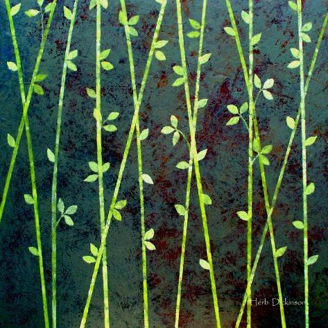 Feng Shui Cane Reproduction d'art