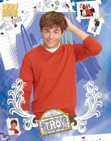 High School Musical 2 Mini-affiche