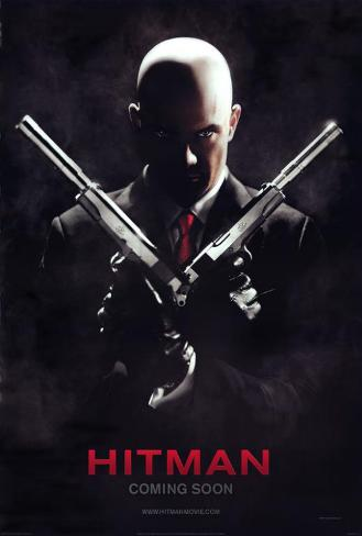 Hitman Poster