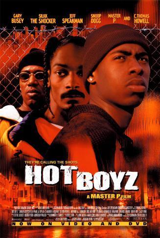Hot Boyz (sortie vidéo) Poster