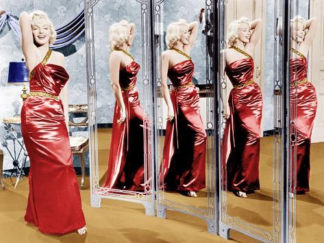 How to Marry a Millionaire, Marilyn Monroe, 1953 Photographie