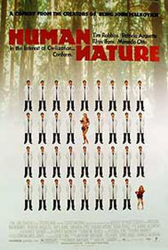 Human Nature Affiche originale