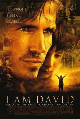I Am David Affiche double face