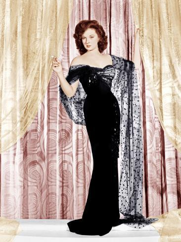 I CAN GET IT FOR YOU WHOLESALE, Susan Hayward, 1951. Photographie