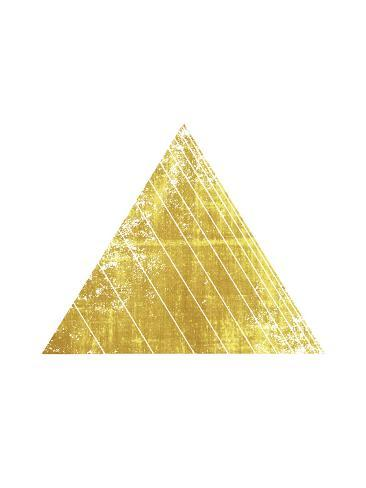 Triangle Reproduction d'art