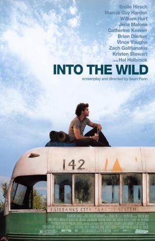 Into The Wild Affiche originale